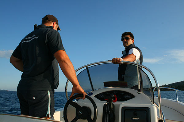 Experienced Staff - Corfu Kalami Boat Hire