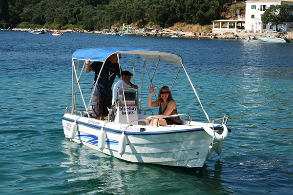 General Rules - Corfu Kalami Boat Hire