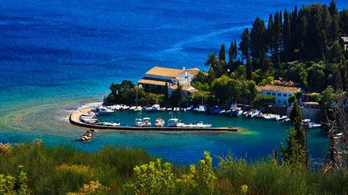 kouloura-beach-corfu